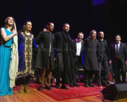 Diwan Saz Interfaith Ensemble at the Aga Khan Museum - March 12, 2015